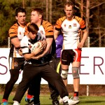 Krusaders vs Tigers 20.04.2013